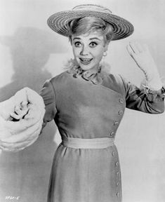 Publicity Still of Glynis Johns as Mrs. Banks from Mary Poppins, 1964