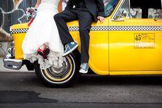 Wedding of Kaitlyn and Paul in Williamsburg Brooklyn, NY