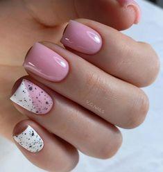 Nail Art Designs Images, Toe Nail Designs, Nails Now, Toe Nails, Funky Nails, Trendy Nails, Gellish Nails, Squoval Acrylic Nails, Paris Nails