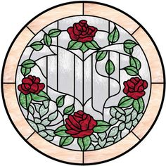 US-StainedGlass.com - Circle Stained Glass Windows Gallery