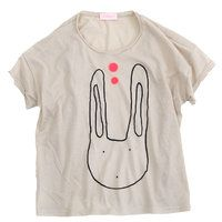 RABBIT TEE - der kleine salon