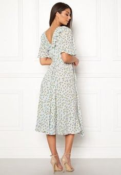Bubbleroom - Sko & Klær på nett Cold Shoulder Dress, Dresses With Sleeves, Long Sleeve, Fashion, Moda, Full Sleeves, La Mode, Gowns With Sleeves, Fasion