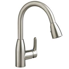 10. American Standard 4175.300.075 Stainless Steel Faucet