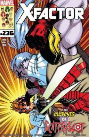 X-Factor #236 X-Factor springs into action as the team is informed about a new enemy killing super heroes in Seattle. With the mysterious villain looking remarkably familiar, what sinister secrets await the team?