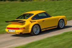 Ruf-Porsche CTR, 469bhp