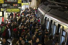 Un grupo formado por 36 emprendedores participan en la cuarta edición de Imagine Express, iniciativa que les permitirá diseñar y desarrollar aplicaciones móviles a bordo de un tren de alta velocidad que se desplazará desde Barcelona hasta París en un trayecto que durará, aproximadamente, 5.000 minutos.
