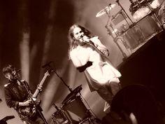 Tomo and Jared - Carnivores Tour - PNC Music Pavillion Charlotte NC - 12 August 2014 - photo credits kiffsandgiggles