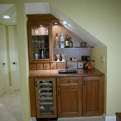 Under The Stairs Design Ideas, Pictures, Remodel, and Decor