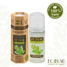 EC LAB dezodorant DEO CRYSTAL– 100% naturalny