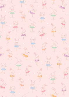 Bunny Ballerinas