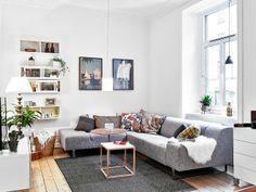 Lo quiero: salon nordico contemporaneo : via MIBLOG