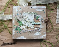 Сreative laboratory by Valeria Loginova: Ботанический альбом
