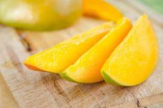 Golden yellow mango...