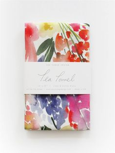 Pretty watercolor floral home products - TODAY.com
