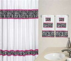1000 images about zebra theme room ideas on pinterest for Zebra and red bathroom ideas