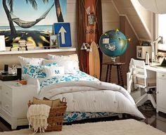Teenage Girls Rooms Inspiration: 55 Design Ideas @Sophie Piffard SOPHIE