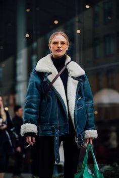 De beste streetstyle van New York Fashion Week Herfst/Winter 2017