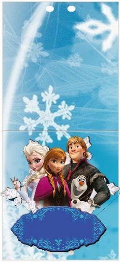 Tudo Festas: Kit Frozen #1