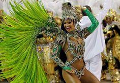 The Carnival in RIO in 14 BREATHTAKING PHOTOS
