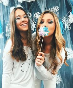 La Vie Bri || Winter Wonderland Bid Day - Chi Omega at American University