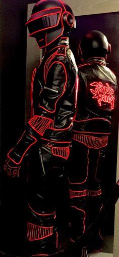 Daft Punk, Thomas Bangalter, Gung Ho, Music Bands, Darth Vader, Pop, Film, Fictional Characters, Beautiful
