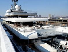 eclipse yacht at new york | PHOTOS: Billionaire Roman Abramovichs yacht, the worlds largest ...