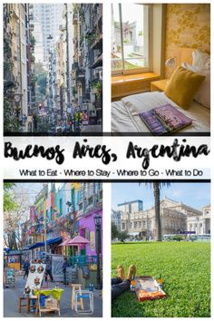 A complete city guide to Buenos Aires, Argentina - including accommodation, food, desserts, drinks, nightlife, sights, sounds, history, tours, area descriptions, and MORE!! #argentina #BuenosAires #LatinAmerica #travel #southamerica #cityguide #travelblogger