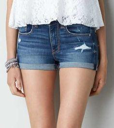 Shorts cortos