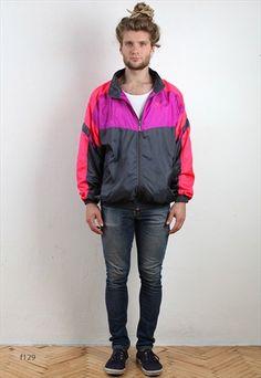 90s Nike bomber jacket