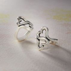 Heart to Heart Ring #jamesavery