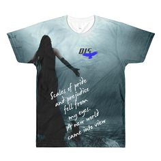 Doing It Sober - Pride and Prejudice  Unisex All Over Print  Sublimation Short Sleeve American Apparel T-shirt, $34.00 (http://www.doingitsober.com/pride-and-prejudice-unisex-all-over-print-sublimation-short-sleeve-american-apparel-t-shirt/)