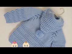 Beschreibung von Hooded Thessaloniki Modell Baby Cardigan – Teil 1 - My CMS Crochet Hooded Scarf, Baby Cardigan Knitting Pattern, Baby Knitting Patterns, Knit Crochet, Baby Boy Cardigan, Knitted Baby Cardigan, Baby Pullover, Wool Shop, Baby Coat