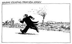 Kliban Comic Strip, March 23, 2012 on GoComics.com