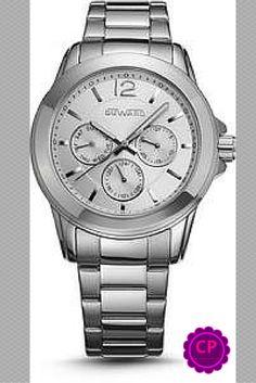 #Reloj de señora #Duward  www.capricciplata.com www.facebook.com/capricci.plata1 Chronograph, Watches, Facebook, Accessories, Clocks, Wrist Watches, Wristwatches, Tag Watches, Watch