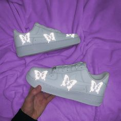 33 Best Butterfly Custom Sneakers & Shoes images in 2020