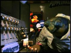 Puppetmastaz Midi Mighty Moe in Studio Production - YouTube