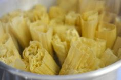 Green Chile Chicken Tamales...Hatch green chili, first thing i eat when in N.M.