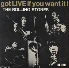 The Rolling Stones - got LIVE if you want it! (EP) (1965)