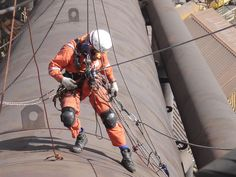 Rope Access Rigging