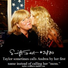 Taylor swift and mama swift Taylor Swift Family, Taylor Swift Facts, Taylor Swift Quotes, Taylor Swift Pictures, Taylor Alison Swift, She Song, My One And Only, Call Her, Travel Quotes