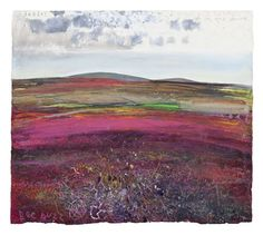 "'BEE BUZZ' | Kurt Jackson: From the ""This Place St Just-In-Penwith"" exhibition     ✫ღ⊰n"
