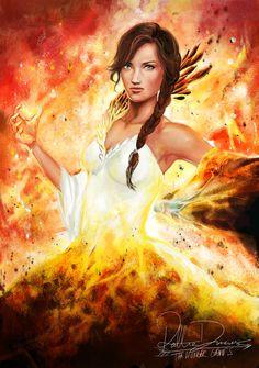 The Hunger Games – Catching Fire – Katniss Everdeen – Jennifer Lawrence The Hunger Games, Hunger Games Catching Fire, Hunger Games Trilogy, Suzanne Collins, Katniss Everdeen, Tribute Von Panem, Mystery, Jenifer Lawrence, Fanart
