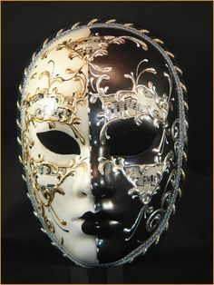 How To Decorate A Mask Impressive Black & Gold Venetian Mask  A Wonderful Way To Decorate The Review