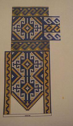 View album on Yandex. Knitting Socks, Mitten Gloves, Knitting Charts, Knitting Patterns, Tribal Patterns, Craft Patterns, Turkish Pattern, Rugs, Embroidery