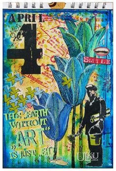 Ulkau : KalenderArt - April 2015