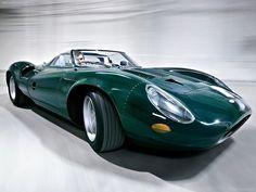 1966 Jaguar XK13 prototype