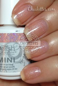 Gelish Ambience Swatch