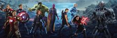 Avengers: Age of Ultron assembles!!!