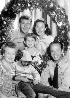 andy griffith show -- one great show!  This picture has Andy's original girlfriend in the pic and she was an amazing actress...pretty, too!