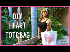 DIY Valentines Day Bag - A Little Craft In Your DayA Little Craft In Your Day